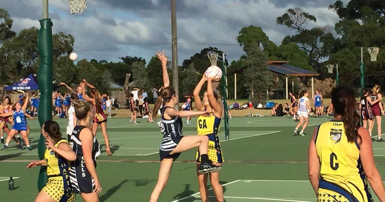 Netballers into Grand Final Sunday